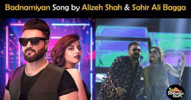 badnamiyan song lyrics sahir ali bagga alizeh shah