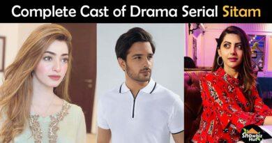 sitam hum tv drama cast name