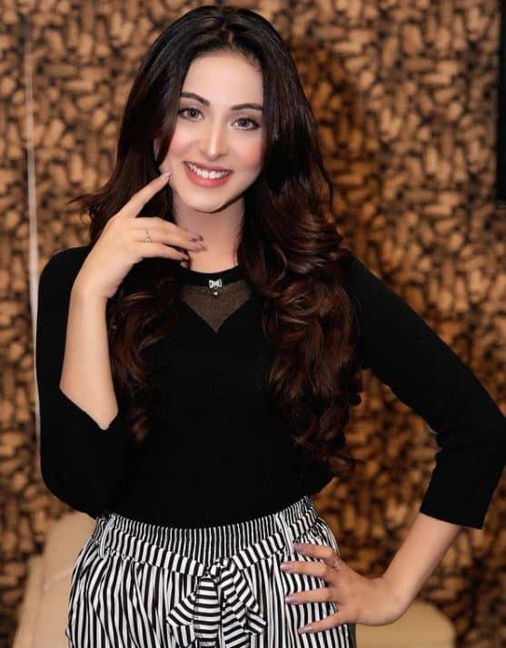 actress aruba mirza biography