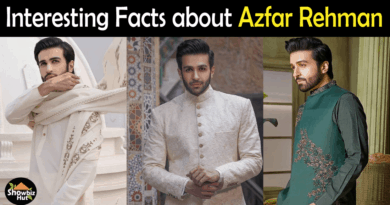 Azfar Rehman Biography