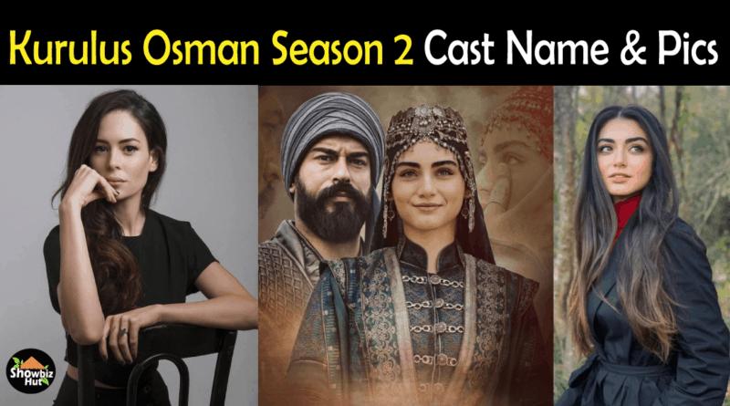 Kurulus Osman Season 2 Cast