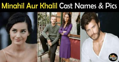 Minahil Aur Khalil Turkish Drama Cast