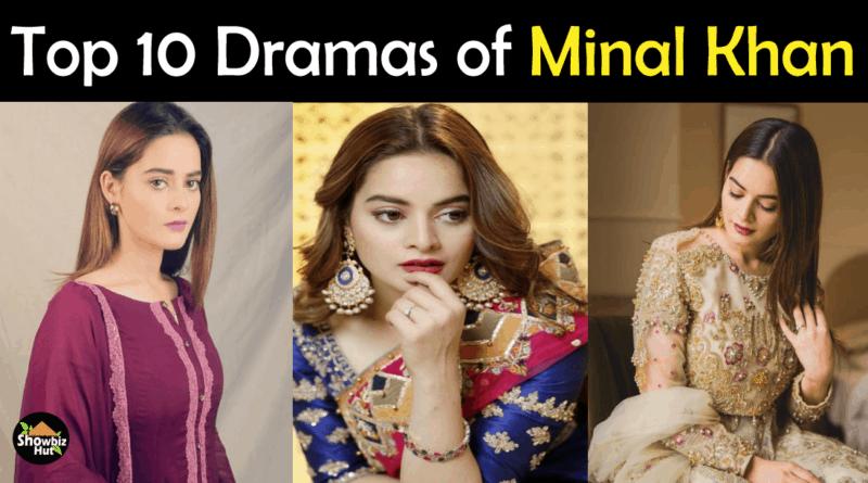 Minal Khan Drama List