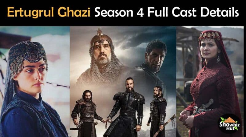 ertugrul ghazi season 4 cast real name