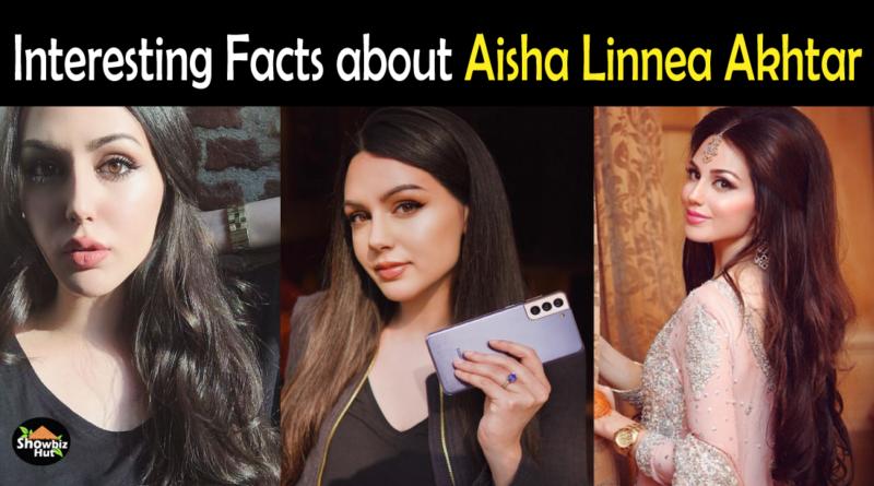 Aisha Linnea Akhtar Biography