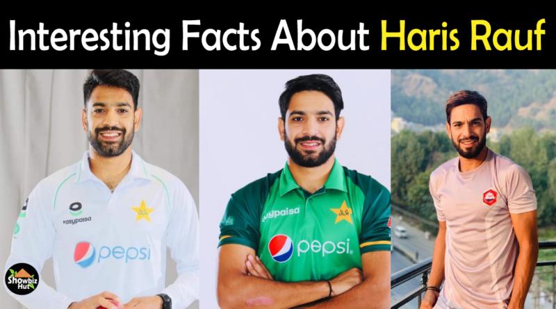 Haris Rauf Biography