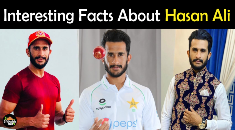 Hasan Ali Biography