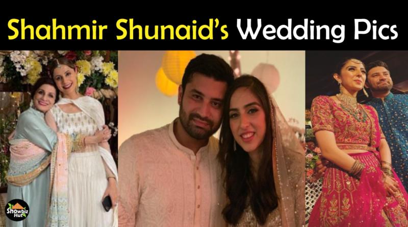 Shahmir Shunaid Wedding Pics