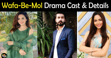 Wafa Be Mol drama cast