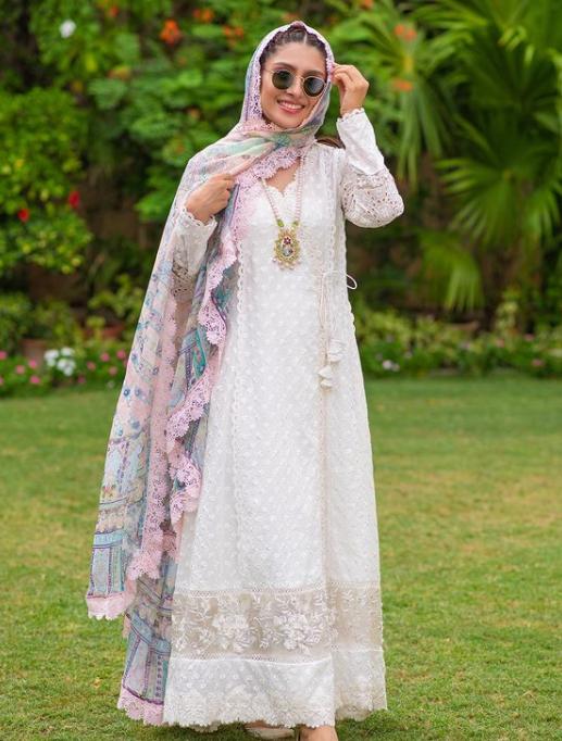 Ayeza Khan Eid Pictures 2021