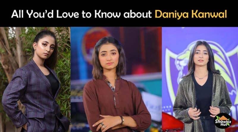 daniya kanwal biography