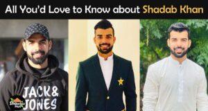 Shadab Khan Biography – Age, Family, Wife, Pics, Cricket