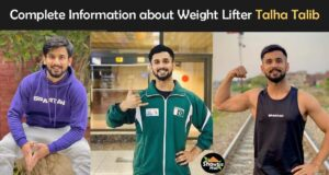 Talha Talib Biography, Age, Height, Family, Olympics, Weight Lifting