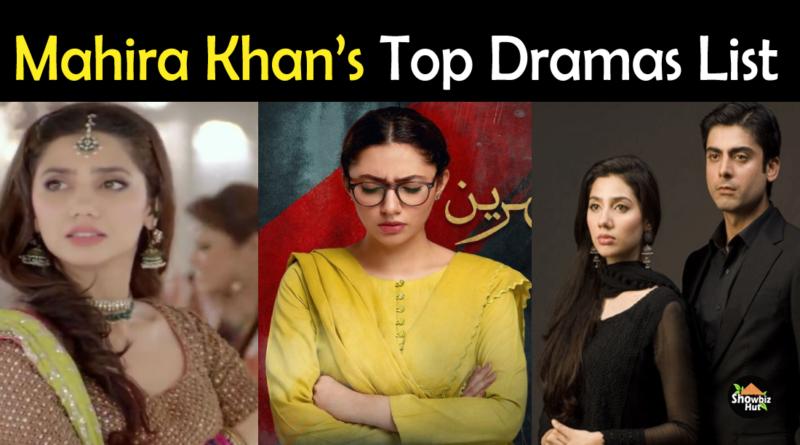 Mahira Khan drama list