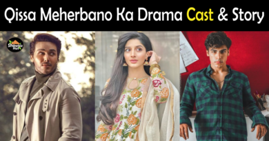 Qissa Meherbano Ka Cast