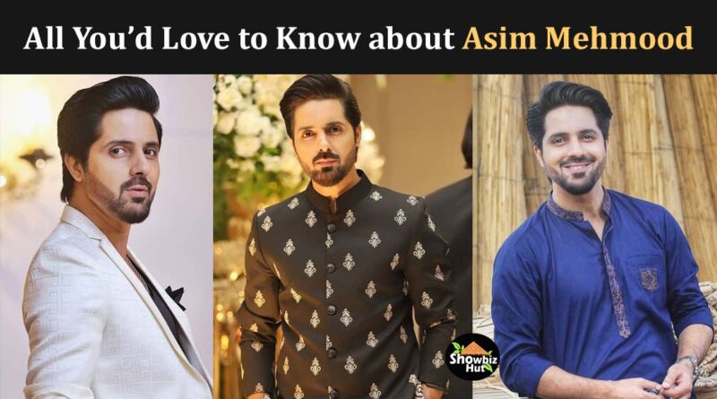 asim mehmood biography actor