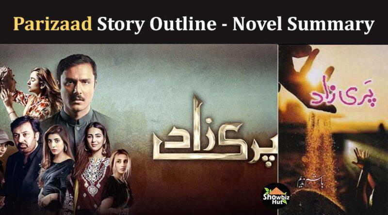 parizaad novel summary drama story