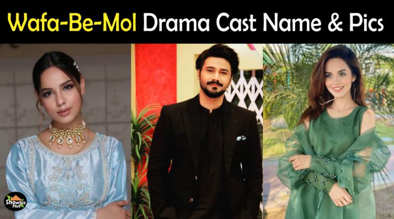 Wafa Be Mol Drama Cast Name