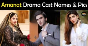 Amanat Drama Cast Real Name & Pics, Ary Digital