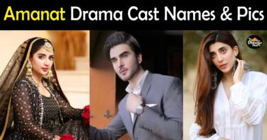 Amanat Drama Cast Name