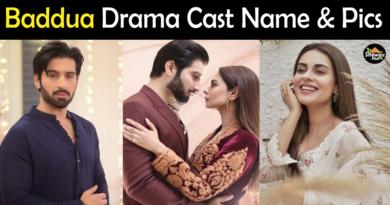 Baddua Drama cast name