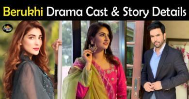 Berukhi Drama Cast