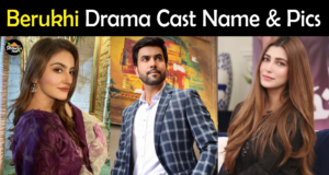 Berukhi Drama Cast Real Name & Pics