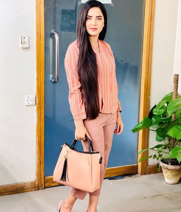 Kiran Naz Biography