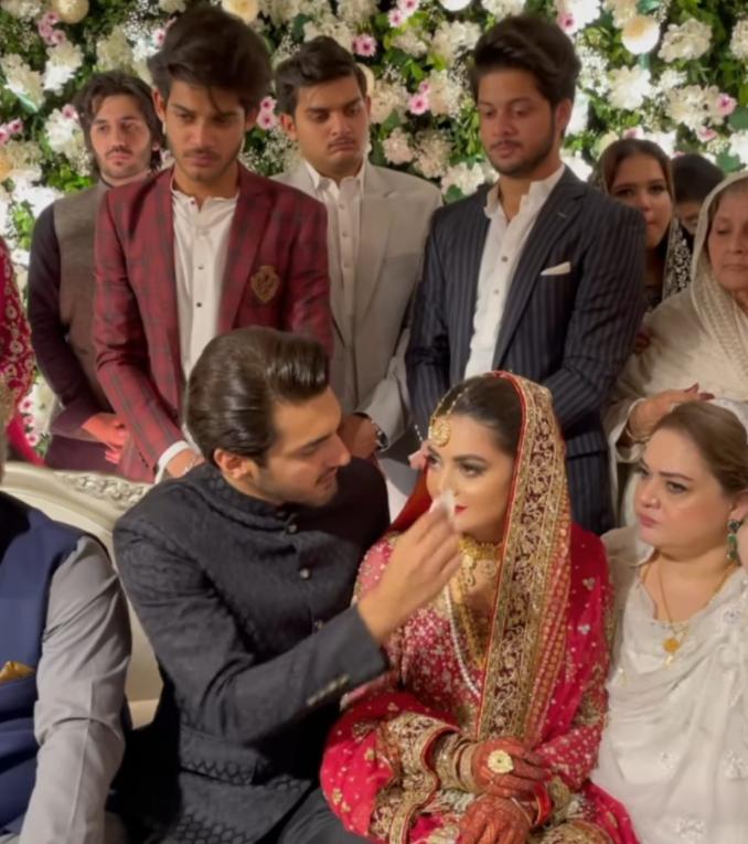 Minal Khan Wedding Pics