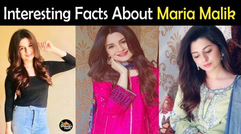 Maria Malik Biography