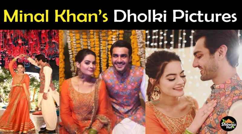 Minal Khan Dholki Pics