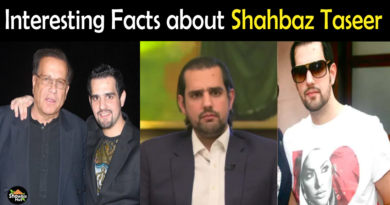 Shahbaz Taseer Biography