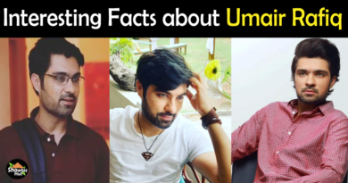 Umair Rafiq Biography