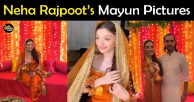 Neha Rajpoot Mayun pics