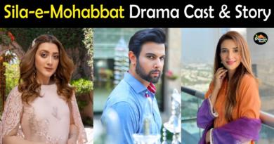 sila e Mohabbat drama cast