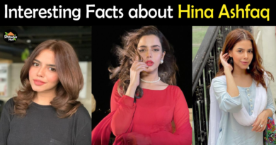 Hina Ashfaq Biography