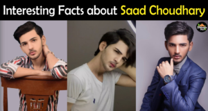 Saad Choudhary Biography – Age, Education, Family, Drama List, Pics