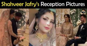 Shahveer Jafry Walima Pics from a Fairytale Reception Event
