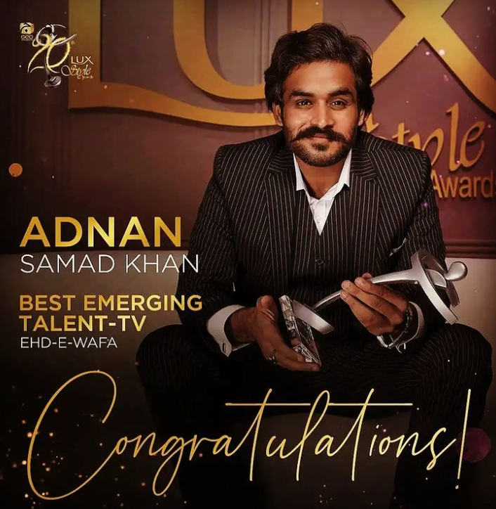 Adnan Samad Khan Biography