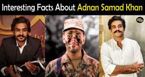 Adnan Samad Khan Biography – Age, Family, Wife, Drama List, Pics