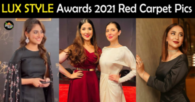 lux style awards 2021 red carpet