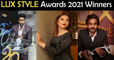Lux style awards 2021 winners