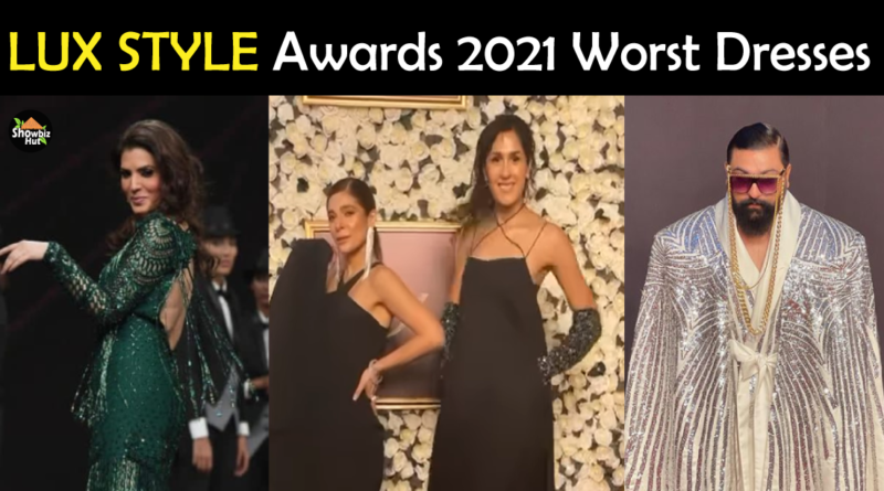 Lux Style Awards 2021 worst dresses