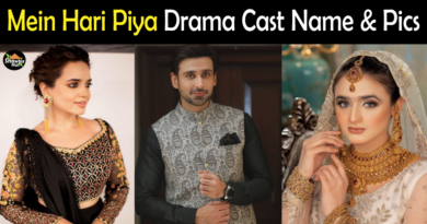 Mein Hari Piya drama cast name