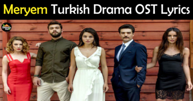 Meryem Turkish drama ost lyrics