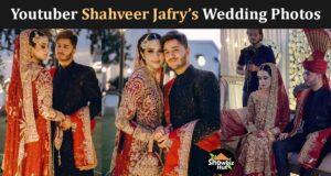Shahveer Jafry Wedding Pics with Family & Friends